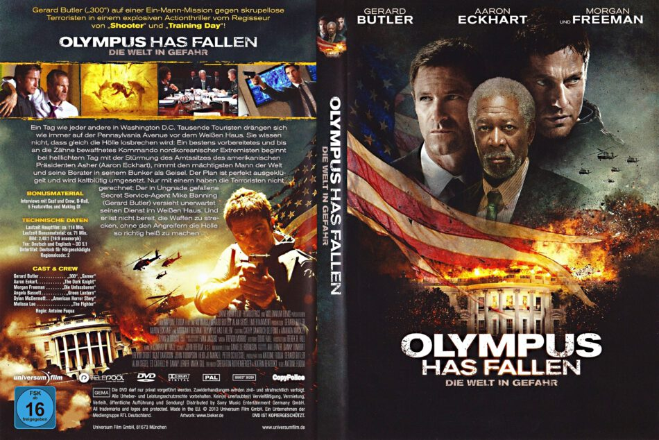 Olympus Has Fallen Stream Movie4k