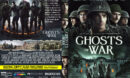 Ghosts Of War (2020) R0 Custom DVD Cover & Label