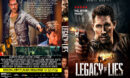 Legacy Of Lies (2020) R1 Custom DVD Cover & Label