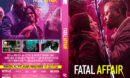 Fatal Affair (2020) R0 Custom DVD Cover & Label