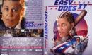 Easy Does It (2019) R1 Custom DVD Cover