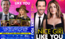 A Nice Girl Like You (2020) R1 Custom DVD Cover & Label