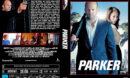 Parker (2013) R2 DE DVD Cover