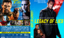 Legacy of Lies (2020) R1 Custom DVD Cover