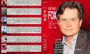 Michael J. Fox Filmography - Set 2 (1985-1988) R1 Custom DVD Cover