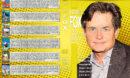 Michael J. Fox Filmography - Set 6 (1999-2009) R1 Custom DVD Cover