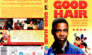 GOOD HAIR (2009) DVD COVER & LABEL