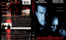 THE GLIMMER MAN (1996) DVD COVER & LABEL
