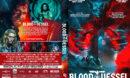 Blood Vessel (2019) R1 Custom DVD Cover & Label