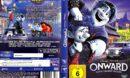 Onward (2020) R2 DE DVD Cover