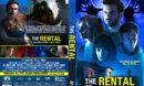 The Rental (2020) R1 Custom DVD Cover & Label