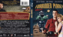 Forbidden Planet (1956) Blu-Ray Cover & Label