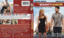 Bounty Hunter (2010) Blu-Ray Cover & Labels