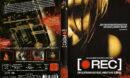REC (2008) R2 DE DVD Cover