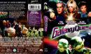 GALAXY QUEST (1999) BLU-RAY COVER & LABEL