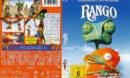 Rango (2011) R2 DE DVD Cover