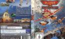 Planes 2 (2014) R2 DE DVD Cover
