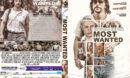 Most Wanted (2020) R1 Custom DVD Cover & Label