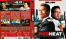 Red Heat (1988) R2 DE DVD Covers