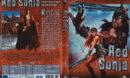 Red Sonja (1985) R2 DE DVD Covers