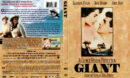 GIANT (1956) DVD COVER & LABEL
