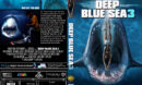 Deep Blue Sea 3 (2020) R0 Custom DVD Cover & Label