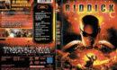 Riddick-Chroniken eines Kriegers (2004) R2 DE DVD Covers