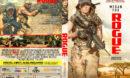 Rogue (2020) R0 Custom DVD Cover & Label