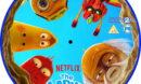 The Larva Island Movie (2020) R2 Custom DVD Label