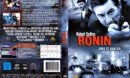 Ronin (1997) R2 DE DVD Covers
