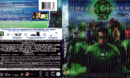 GREEN LANTERN (LENTICULAR SCREEN) 3D (2011) BLU-RAY COVER & LABEL