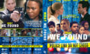 What We Found (2020) R1 Custom DVD Cover