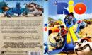 Rio (2011) R2 DE DVD Cover