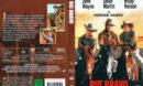 Rio Bravo (1959) R2 DE DVD COVER