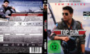 Top Gun (Custom) (1986) DE 4K UHD Covers & Labels