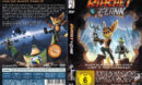 Ratchet & Clank (2015) R2 DE DVD Cover