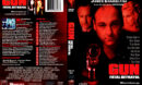 GUN - FATAL BETRAYAL (2000) DVD COVER & LABEL