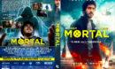 Mortal (2020) R1 Custom DVD Cover & label