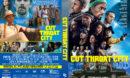 Cut Throat City (2020) R1 Custom DVD Cover