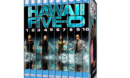 Hawaii 5-0 - Seizoen 1-10 - spanning spine Custom DUTCH Covers