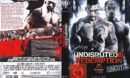 Undisputed 3-Redemption (2010) R2 DE DVD Cover