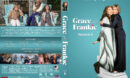 Grace and Frankie - Season 6 (2020) R1 Custom DVD Cover & Labels