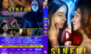 Sinful (2020) R0 Custom DVD Cover & label