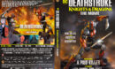 Deathstroke: Knights & Dragons: The Movie (2020) R0 Custom DVD Cover & Label