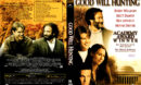 GOOD WILL HUNTING (1997) DVD COVER & LABEL