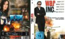 War Inc. (2009) R2 DE DVD Cover