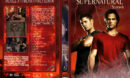 Supernatural (2005-2020) - 15 season spanning spine - covers 6-10 R0 Custom DVD Covers