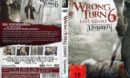 Wrong Turn 6 (2014) R2 DE DVD Cover