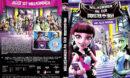 Willkommen an der Monster High (2016) R2 DE DVD Cover