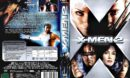 X-Men 2 (2003) R2 DE DVD Cover